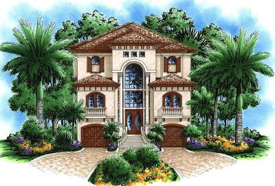Fort Pierce Single Family Home For Sale: Tbd S Ocean Drive