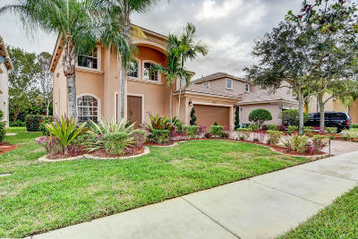 Coconut Creek Single Family Home For Sale: 4926 Cypress Way