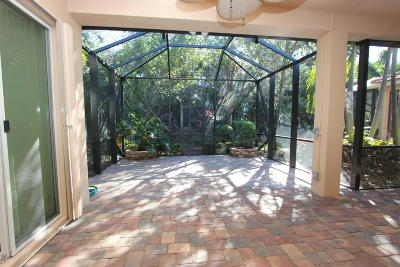Boynton Beach Single Family Home For Sale: 9574 Sail Palm Court