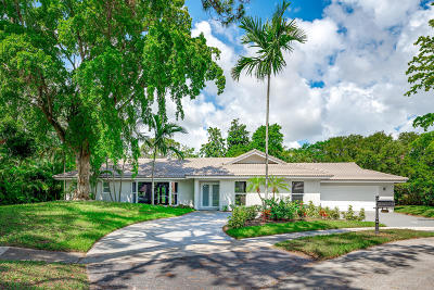 Boca Raton Single Family Home For Sale: 6957 Corto Circle