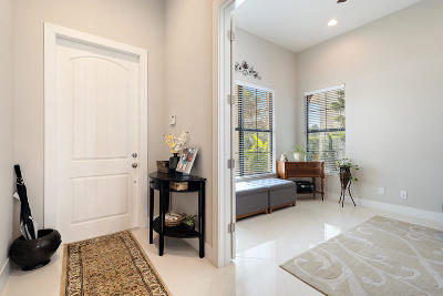Palm Beach Gardens Single Family Home For Sale: 5033 Grandiflora Road