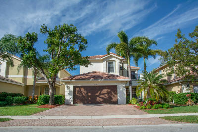 Boynton Beach Single Family Home For Sale: 10387 Gentlewood Forest Drive