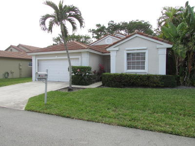 Deerfield Beach Single Family Home Contingent: 319 NW 48th Avenue