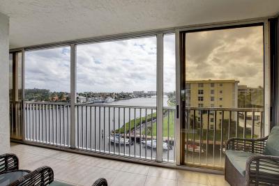 Delray Beach Condo For Sale: 1 Harbourside Drive #3602
