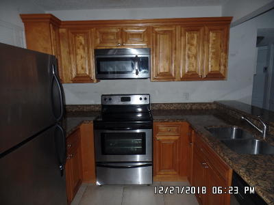 West Palm Beach FL Rental For Rent: $1,300