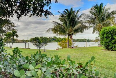 Delray Beach Single Family Home For Sale: 529 Lake Drive