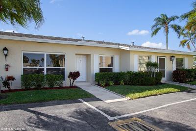 Delray Beach Condo For Sale: 13777 Flora Place #C