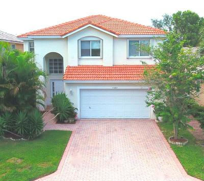 Coral Springs Rental For Rent: 5564 NW 125th Terrace