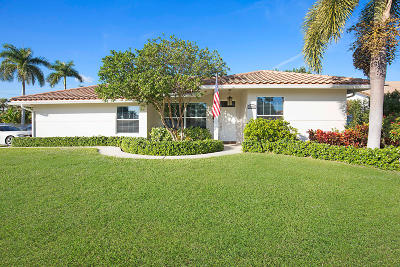 Boca Raton Single Family Home For Sale: 1399 SW 16th Street