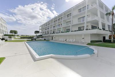 Palm Beach Condo Sold: 2275 S Ocean Boulevard #105n
