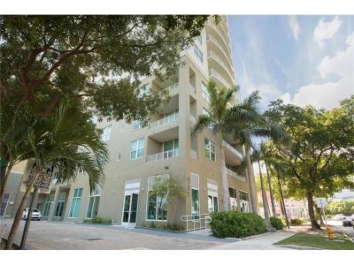 Miami-Dade County Condo For Sale: 3180 SW 22nd Terrace #1206