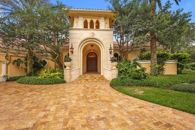 Delray Beach  Single Family Home For Sale: 16190 Rio Del Sol