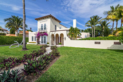 West Palm Beach Single Family Home For Sale: 239 Murray Road