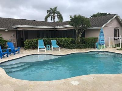 West Palm Beach Single Family Home For Sale: 6135 Celadon Circle