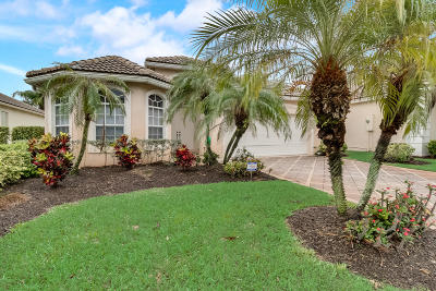 Lake Worth, Lakeworth Single Family Home For Sale: 5580 Fountains Drive S
