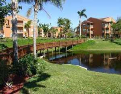 Delray Beach FL Condo For Sale: $145,000