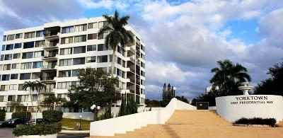West Palm Beach Condo For Sale: 1500 Presidential Way #301