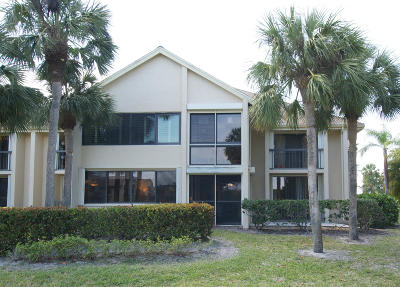 Tequesta Condo For Sale: 10459 SE Terrapin Place #D101