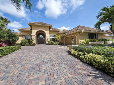 Palm Beach Gardens FL Single Family Home For Sale: $2,975,000