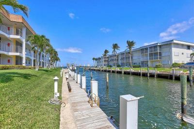 North Palm Beach Condo For Sale: 110 Shore Court #113