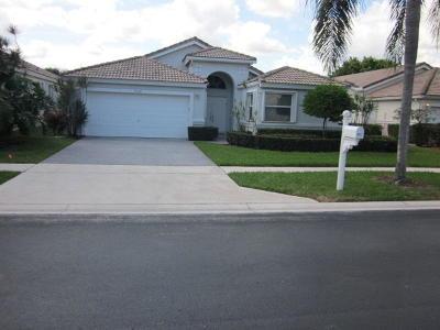 Boynton Beach Single Family Home For Sale: 9667 Arbor View Drive