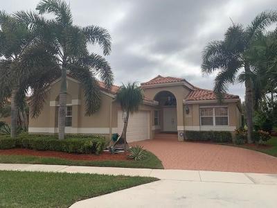 Boca Raton Single Family Home For Sale: 8080 Nadmar Avenue
