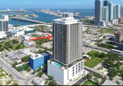 Miami-Dade County Condo For Sale: 1600 NE 1 Avenue #1720
