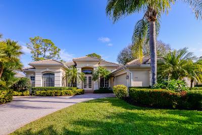 Port Saint Lucie Single Family Home For Sale: 7958 Poppy Hills Lane