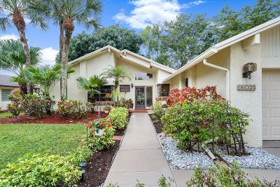 Delray Beach Single Family Home For Sale: 16723 Boca Delray Drive
