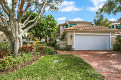 Boca Raton Townhouse For Sale: 22636 Caravelle Circle