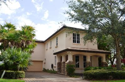 Palm Beach Gardens Single Family Home For Sale: 371 Columbus Street