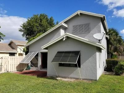 Delray Beach Single Family Home For Sale: 1020 NW 20th Avenue