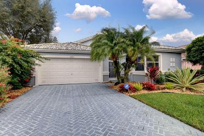 Boynton Beach Single Family Home For Sale: 12935 Coral Lakes Drive