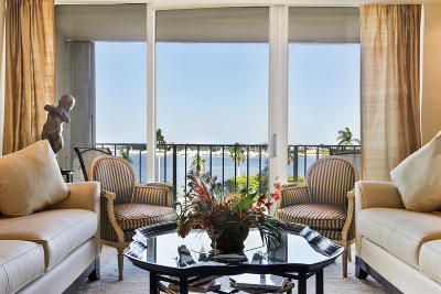 West Palm Beach Condo Contingent: 1801 S Flagler Drive #606 & 60