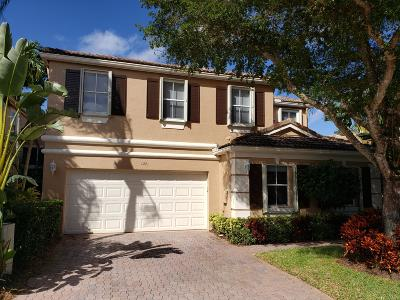 Palm Beach Gardens Single Family Home For Sale: 122 Sunset Cove Lane
