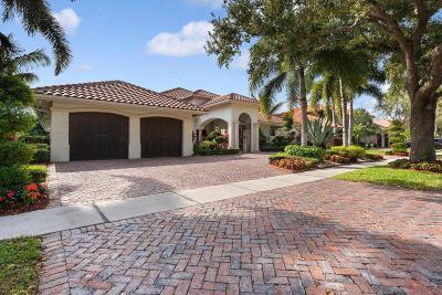 Boca Raton Single Family Home For Sale: 3168 Harrington Drive