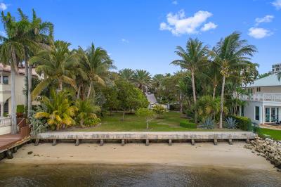 Highland Beach Residential Lots & Land For Sale: S Ocean Boulevard