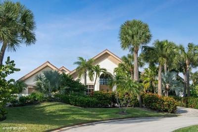 Stuart Single Family Home Contingent: 2160 SE Golfview Lane