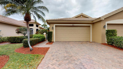 Jensen Beach Single Family Home For Sale: 3801 NW Willow Creek Drive