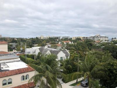 Palm Beach Condo For Sale: 170 Chilean Avenue #6d