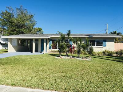 Port Saint Lucie Single Family Home For Sale: 773 E Prima Vista Boulevard