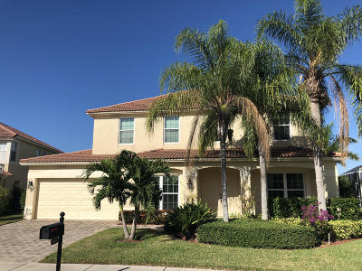 West Palm Beach Single Family Home For Sale: 3608 E Hamilton
