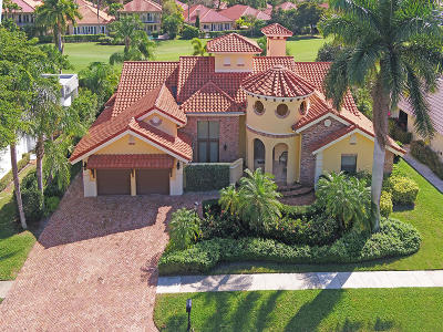 Boca Grove, Boca Grove Cc, Boca Grove Chateau, Boca Grove Los Reyos, Boca Grove Plantation, Boca Grove***gardens In The Grove***, Boca Grove/Chateau, Boca Grove/Coventry, Boca Grove/Gardens In The Grove Single Family Home For Sale: 21278 Bellechasse Court