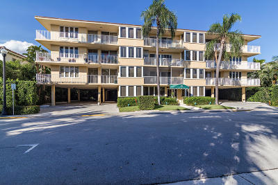 Palm Beach Rental For Rent: 223 Atlantic Avenue #3d