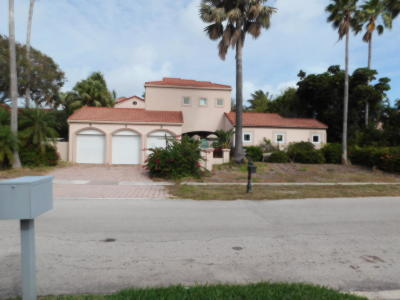 Boca Raton Single Family Home Contingent: 771 NE 72nd Street