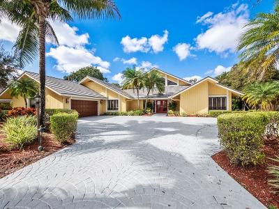 Palm Beach Gardens Single Family Home For Sale: 3 Banchory Court