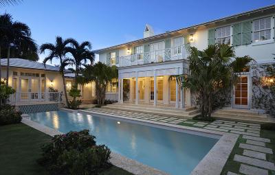 Palm Beach Single Family Home For Sale: 202 Onondaga Avenue