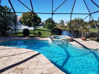 Boynton Beach Rental For Rent: 7081 Chesapeake Circle