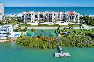 Tequesta Condo For Sale: 19670 Beach Road #B623
