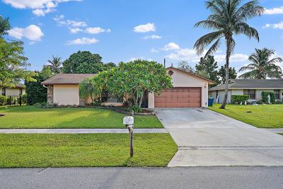Royal Palm Beach Single Family Home Contingent: 237 Las Palmas Street